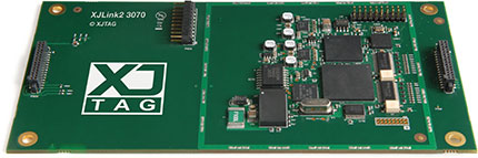 XJLink2 3070 JTAG controller approved by Agilent Technologies