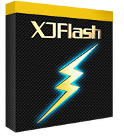 XJFlash - Advanced flash memory in-system programming via JTAG